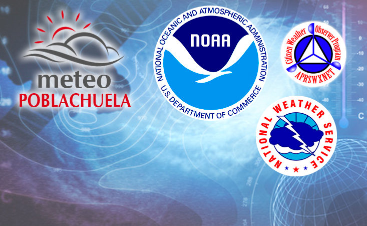 COLABORACIÓN METEO POBLACHUELA - NOAA